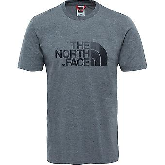 The North Face Tshirt Easy T92TX3JBV universel sommer mænd t-shirt