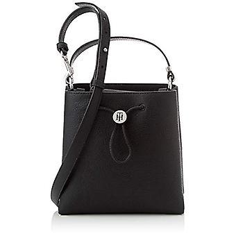 Tommy Hilfiger TH Core Mini Bucket Black Women's Bags (Black) 10x21x20.5 centimeters (W x H x L)
