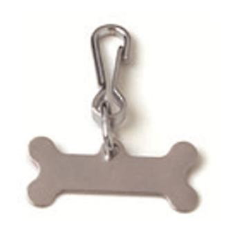 Arquivet Bone shaped plate (Dogs , Collars, Leads and Harnesses , Accessories)