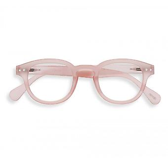 IZIPIZI #c Pink Reading Glasses