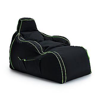 Fel Magic Loft 25� 'Game Over' Gaming Lounger Arm Chair Bean Bag Large Gamer Seat PS4 Xbox