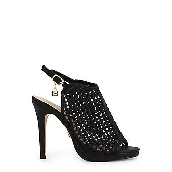 Laura Biagiotti Original Women Spring/Summer Sandals Black Color - 70126