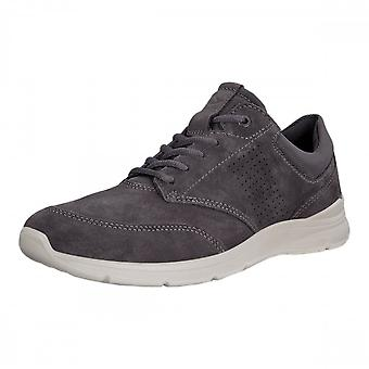 ECCO 511734 Irving Men's Lace-up Schoenen in Grijs
