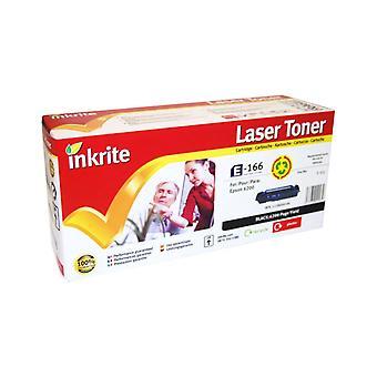 Inkrite Laser Toner Cartridge compatibel is met Epson EPL6200 Hi-Cap zwart