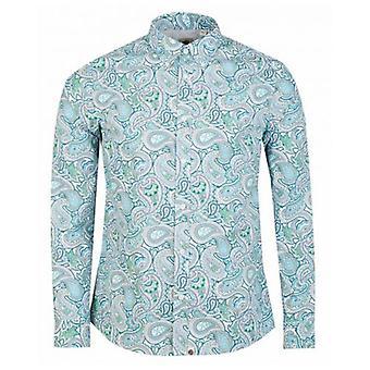 Pretty Green Marshall Paisley Shirt