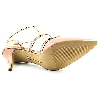 INC International Concepts Womens Carma3 Pointed Toe Ankle Strap Classic Pompe