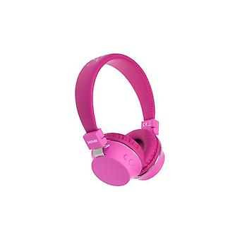 Bluetooth Hörlurar Denver Electronics BTH-205 Rosa