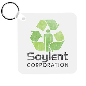 Soylent Green Corporation Keyring