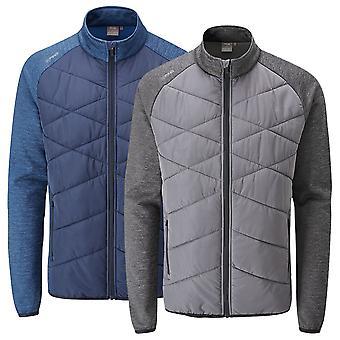 Ping Collection Mens Golf Breaker Waterproof Thermal Jacket