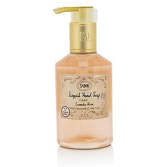 Vloeibare hand soap-lavendel Rose-200ml/7oz