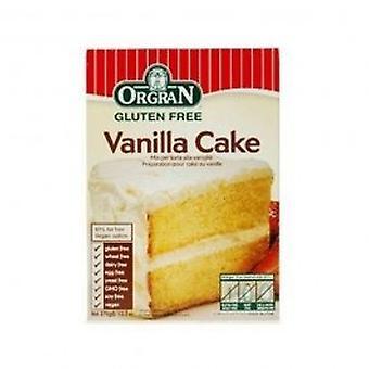 Orgran-עוגת וניל לערבב 375g