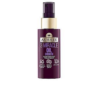 Aussie 3 Miracle Oil Smooth Lightweight Treatment 100 Ml Unisex