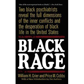 Musta Rage W.H. Grier - 9780465007011 Kirja