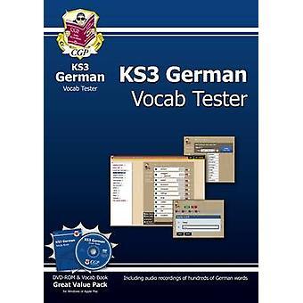 KS3 Duitse vocab tester door Richard Parsons