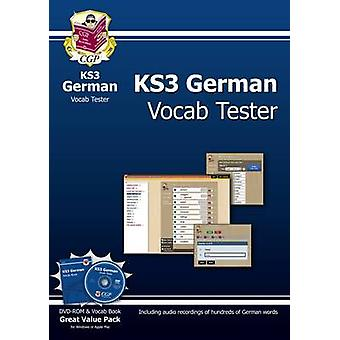 KS3 German Vocab Tester by Richard Parsons