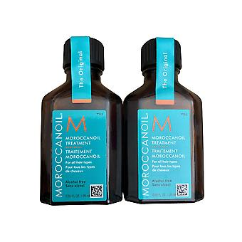 Moroccanoil Treatment .85 OZ Travel Set of Two