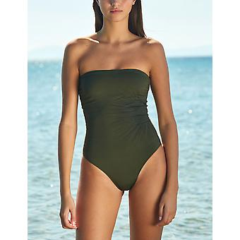 Sun Of A Beach Women's Swimsuit Olive