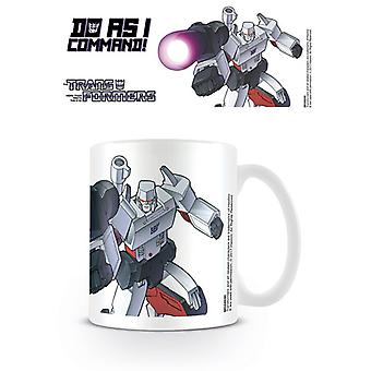 Transformers G1 Megatron Do As I Command Muki