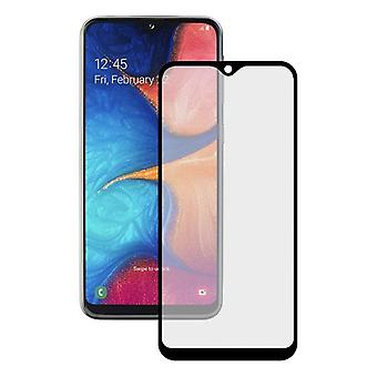 Samsung Galaxy A20th Contact Extreme 2.5D tempered glass protective screen