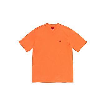 Supreme Small Box Tee (Ss20) Orange - Clothing