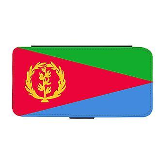 إريتريا العلم سامسونج غالاكسي S9 محفظة القضية