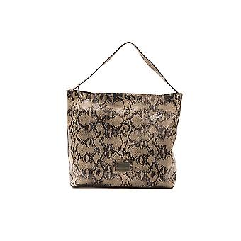 Shoulder bag Marron Pompei Donatella Woman