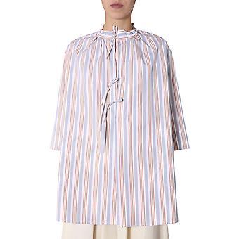 Aspesi H708a30414119 Women's Multicolor Cotton Shirt