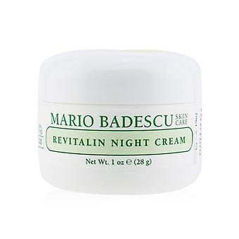 Crema de Mario Badescu Revitalin Night - para piel seca / sensible tipos de 29ml / 1oz