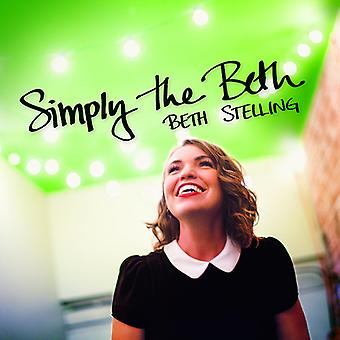 Beth Stelling - Simply the Beth [CD] USA import