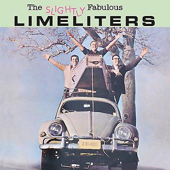 Limeliters - Slightly Fabulous [CD] USA import