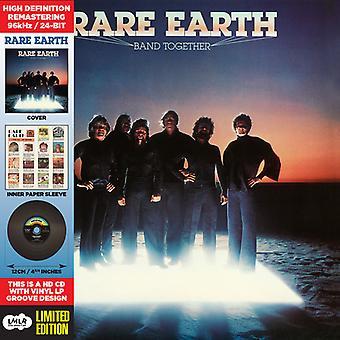 Rare Earth - Band Together [CD] USA import