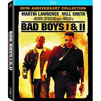 Bad Boys / dårlig gutter II [Blu-ray] USA import