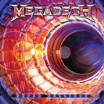Megadeth - Super Collider [CD] USA import