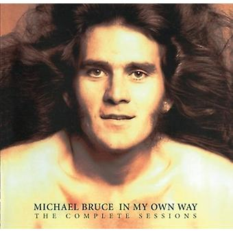 In My Own Way - The Complete Sessions [CD] USA import