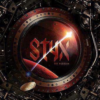 Styx - Mission [CD] USA import