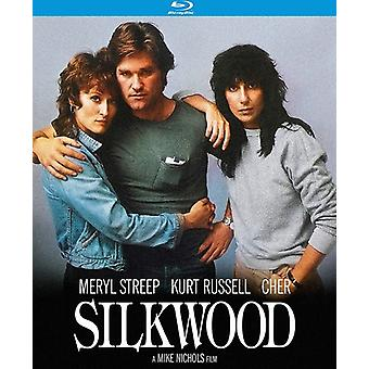 Silkwood (1983) [Blu-ray] USA import