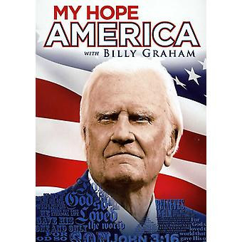My Hope America with Billy Graham [DVD] USA import