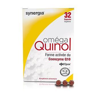 Omà © ga Quinol 32 capsules