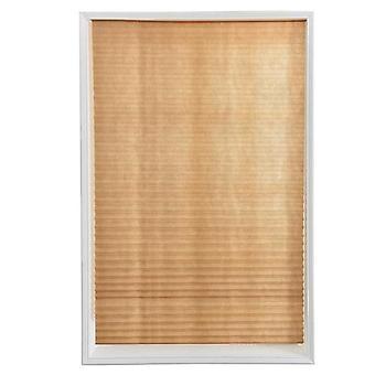 Blinds Shade Sun Window Zebra Roller Half Blackout Curtains