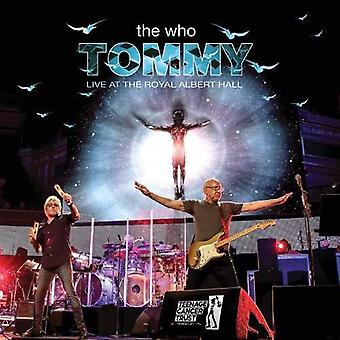 Who - Tommy Live at the Royal Albert Hall [Vinyl] USA import