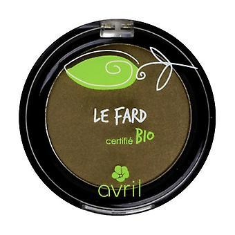 Marécage organic eyeshadow 2,5 g of powder (Maroon)