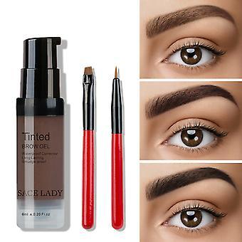 Eyebrow Gel Waterproof, Tint Makeup Brush Makeup Cosmetic