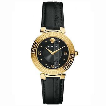 Versace V16050017 Daphnis Kulta sävy SS Case Naiset's Watch