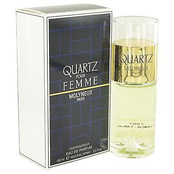 Quartz Eau De Parfum Spray By Molyneux