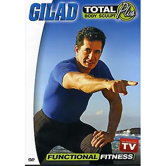 Functional Fitness with Gilad [DVD] USA import
