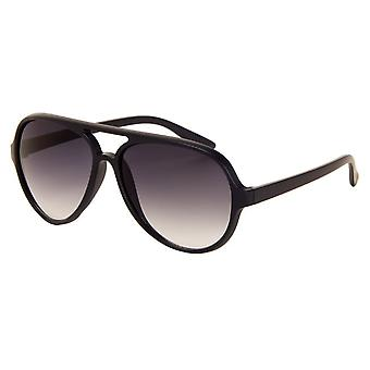 Sunglasses Unisex matt blue with grey lens (AZ-150)