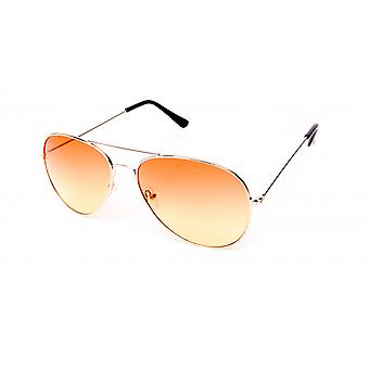 Sonnenbrille Unisex n Pilot   Rosa/Gold (20-171)