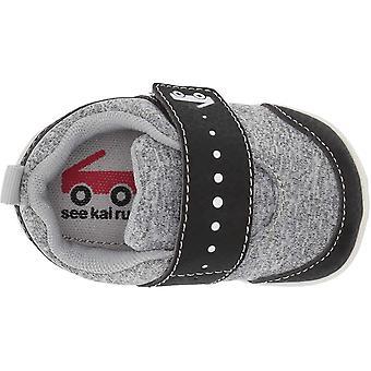 Voir Kai Run Children Shoes Ryder Fabric Sneakers