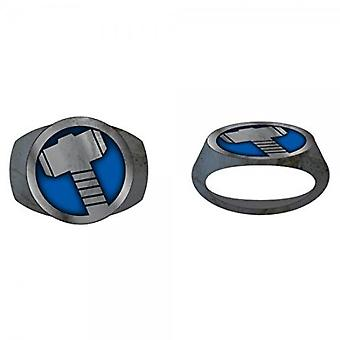 Character Goods Nickel Ring Marvel Thor Brushed S Anime - fj0w8Xmvl01
