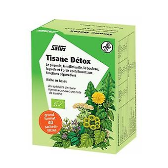 Tisane Detox 40 infuser zakjes